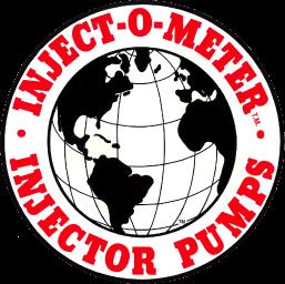 Inject-O-Meter Logo
