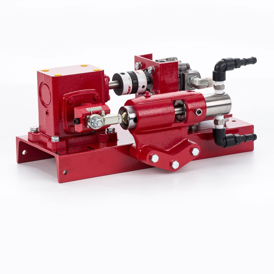 Hydraulic Driven Pumps